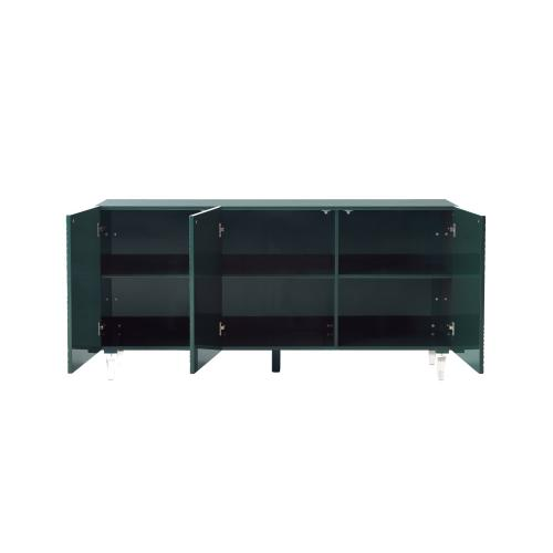 Product Image - Karma Green Lacquer Buffet