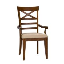 View Product - X Back Arm Chair (RTA)