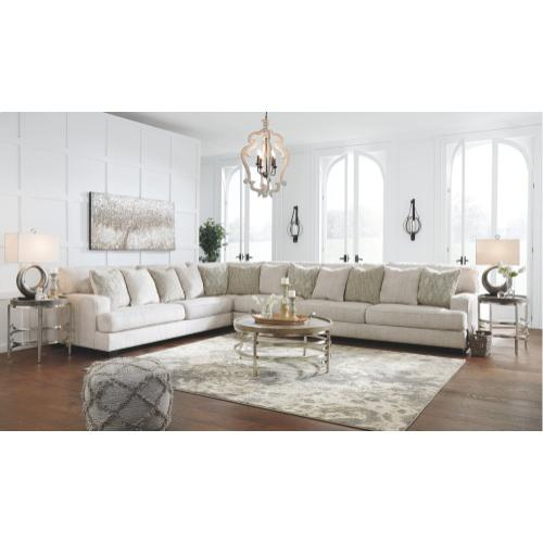 Rawcliffe 4-piece Sectional