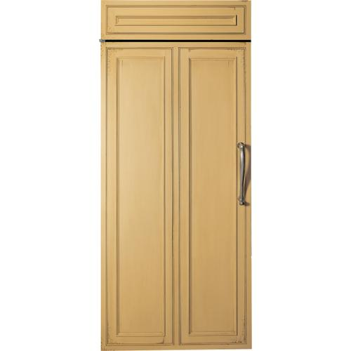"Monogram 36"" Built-In All Refrigerator"