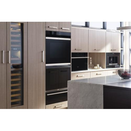 """FLOOR MODEL CLEARANCE ITEM  30"""" M Series Contemporary Convection Steam Oven"""