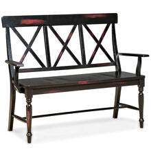 Roanoke X-Back Arm Bench