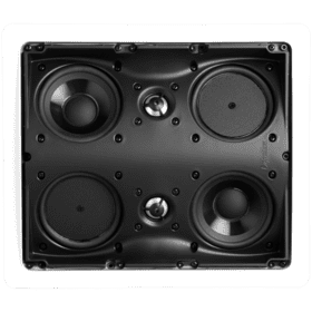Reference In-Ceiling/In-Wall Bipolar Loudspeaker