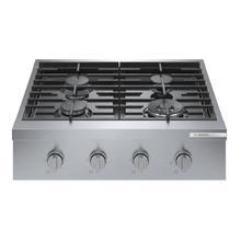 See Details - 800 Series Professional Rangetop 30'' Stainless steel RGM8058UC