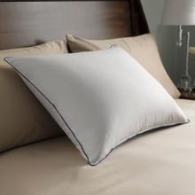 Standard Batiste Cotton Luxury Down Pillow Firm std/Queen