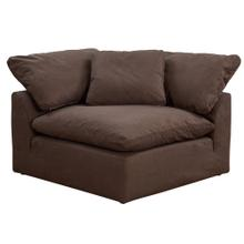 Product Image - Cloud Puff Slipcovered Modular Armchair Corner Sofa Sectional - Color 391088
