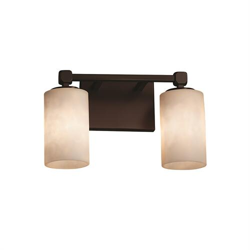 Tetra 2-Light Bath Bar