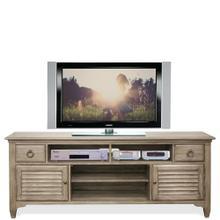 Myra - 74-inch TV Console - Natural Finish