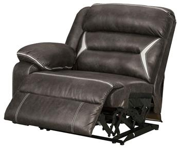 Kincord Left-arm Facing Power Recliner