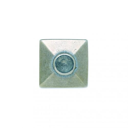 "Rocky Mountain Hardware - Large Square Clavos 1 1/4"" x 1 1/4"" - DC1 White Bronze Medium"