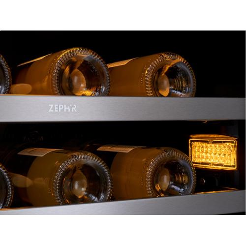 "24"" Full Size Dual Zone Wine Cooler"