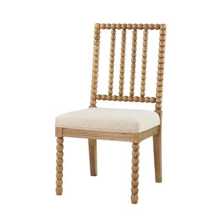 See Details - Bryce Side Chair (french Linen)