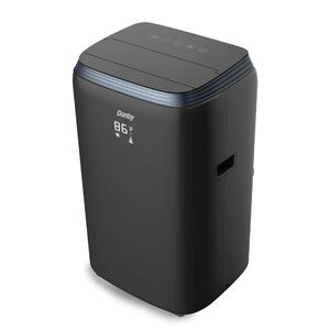 Danby 14,000 (8,300 SACC**) BTU Portable Air Conditioner with Heat pump