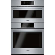 800 Series Combination Oven 76 cm Stainless steel HBL8753UC