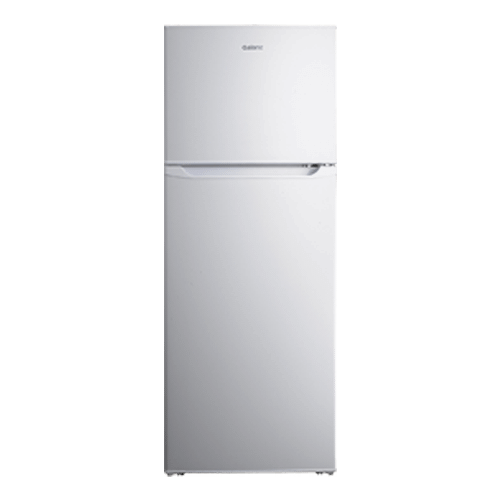 Galanz 7.6 Cu Ft Top Mount Refrigerator in White