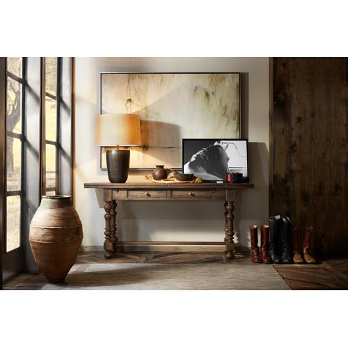Bluewind Flip-Top Console Table