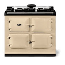 """See Details - AGA classic 39"""" Dual Control Electric-Only Model, Cream"""