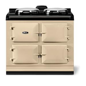 "AGAAGA classic 39"" Dual Control Electric/Gas Model, Cream"
