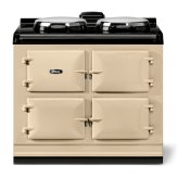 """AGA classic 39"""" Dual Control Electric-Only Model, Cream"""