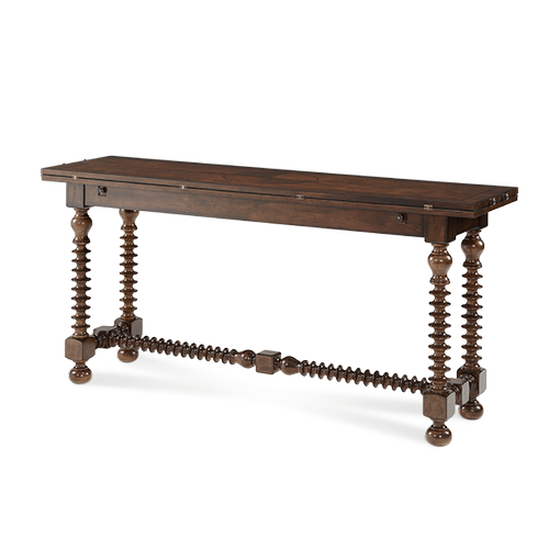Console Table w/Flip Top