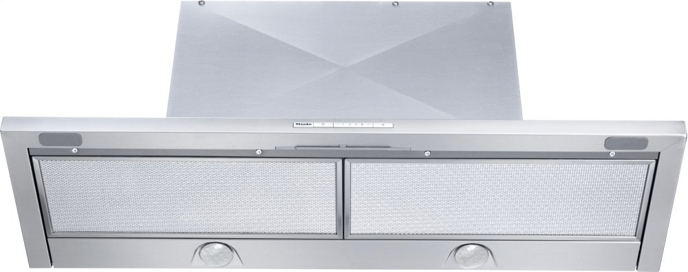 MieleDa 3496 - Built-In Ventilation Hood With Energy-Efficient Led Lighting And Backlit Controls For Easy Use.
