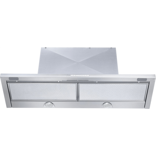 Miele - DA 3496 - Built-in ventilation hood with energy-efficient LED lighting and backlit controls for easy use.