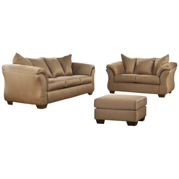 See Details - Sofa, Loveseat and Ottoman