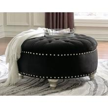 Harriotte Oversized Accent Ottoman