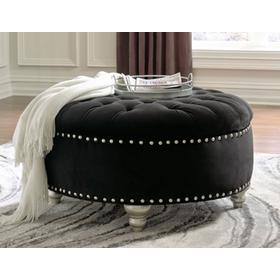 See Details - Harriotte Oversized Accent Ottoman