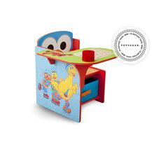 Sesame Street Chair Desk with Storage Bin - Assorted (999)