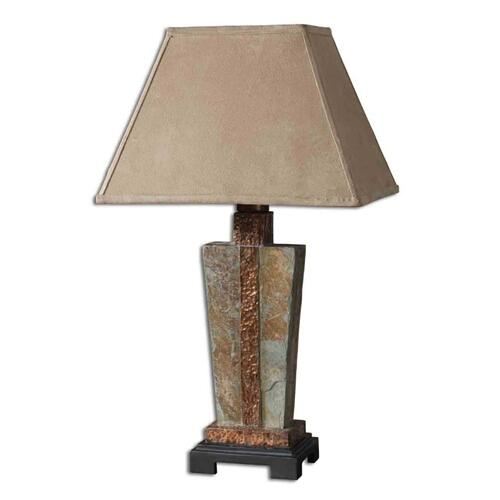 Uttermost - Slate Accent Lamp