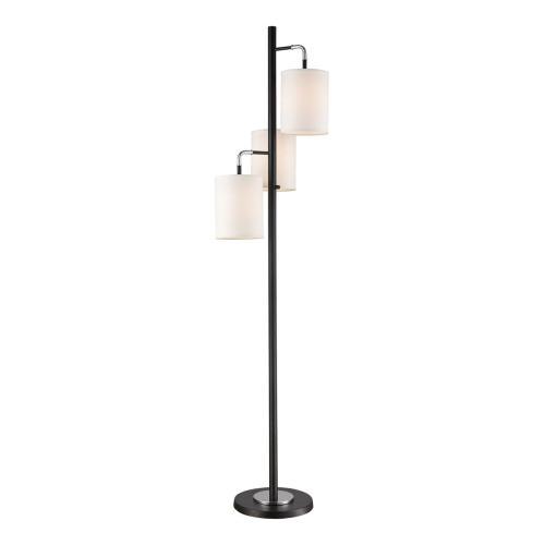 Stein World - Uprising 3-light Floor Lamp