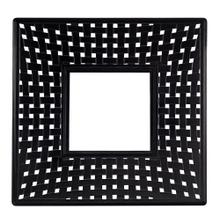 """View Product - Thatch 42"""" Square Fire Table Top with Burner Cover"""