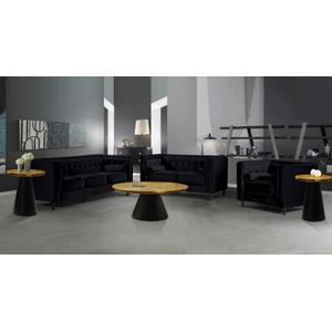 """Martini Coffee table - 36"""" W x 36"""" D x 16.5"""" H"""