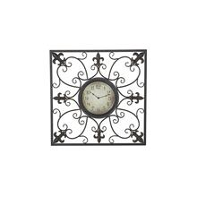 "MTL OUTDOOR WALL CLOCK 33""W, 33""H"