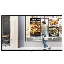 49'' XS2E Series UHD High Brightness Window Facing Digital Signage with 2,500 nits Brightness, webOS, & auto brightness sensor
