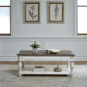 Liberty Furniture Industries - Lift Top Cocktail Table