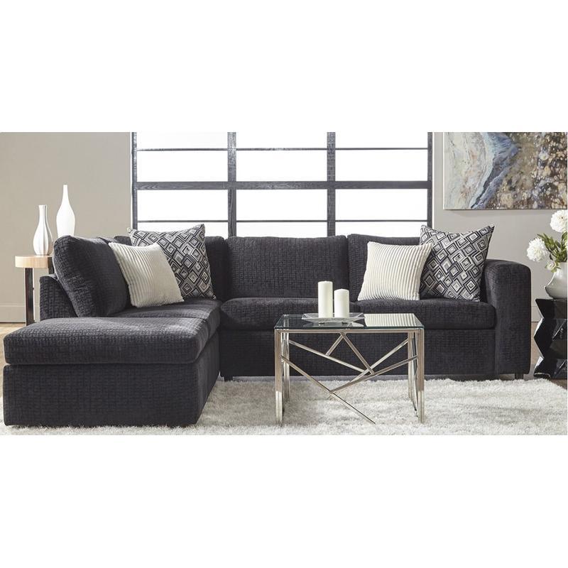 View Product - Ultimate Ebony 2 Pc Sectional