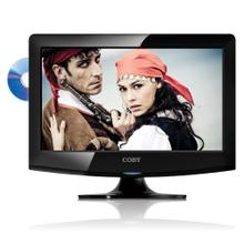View Product - 15 inch Class LED High-Definition TV with DVD Player
