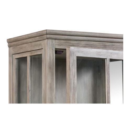 Product Image - Hawthorne Estate 2 Door Glass Curio