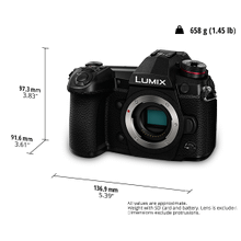 See Details - DC-G9 Micro Four Thirds