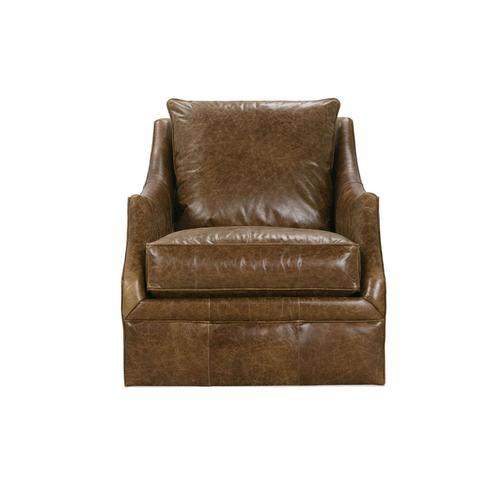 Kara Leather Swivel
