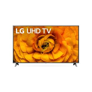 LgLG UHD 85 Series 86 inch Class 4K Smart UHD TV with AI ThinQ® (85.6'' Diag)