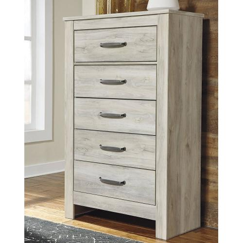 Gallery - Five Drawer Chest