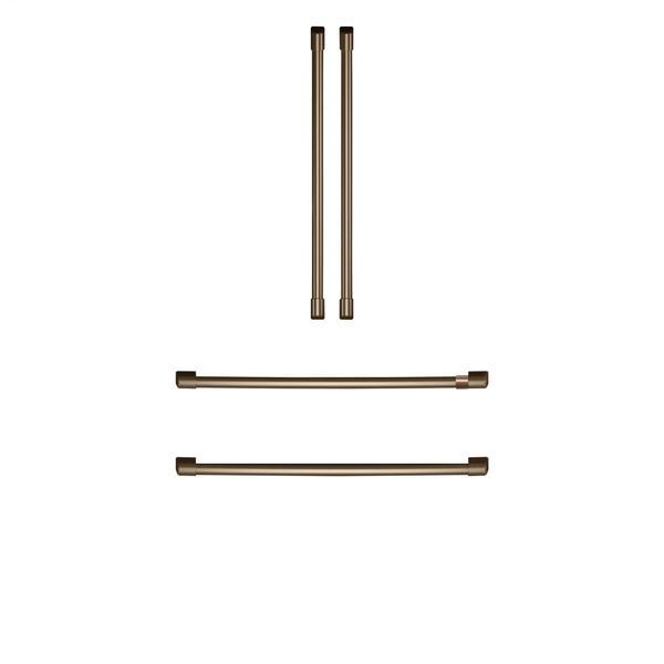 Café Refrigeration Handle Kit - Brushed Bronze