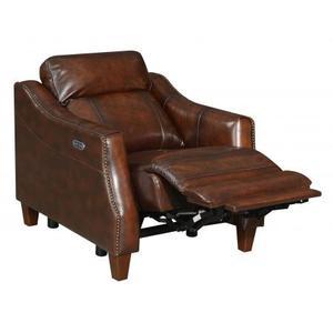 Akari Dual-Power Recliner Chair