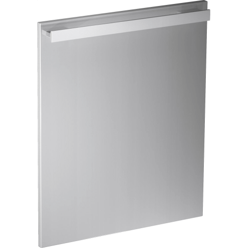 GFVi 706/77 - Int. front panel: W x H, 24 x 30 in PureLine design for fully integrated dishwashers.