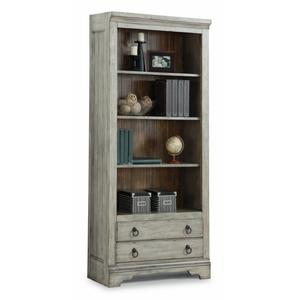 FlexsteelPlymouth File Bookcase
