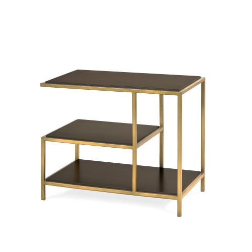Continental End Table