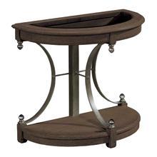 See Details - Vintage Salvage Drew End Table
